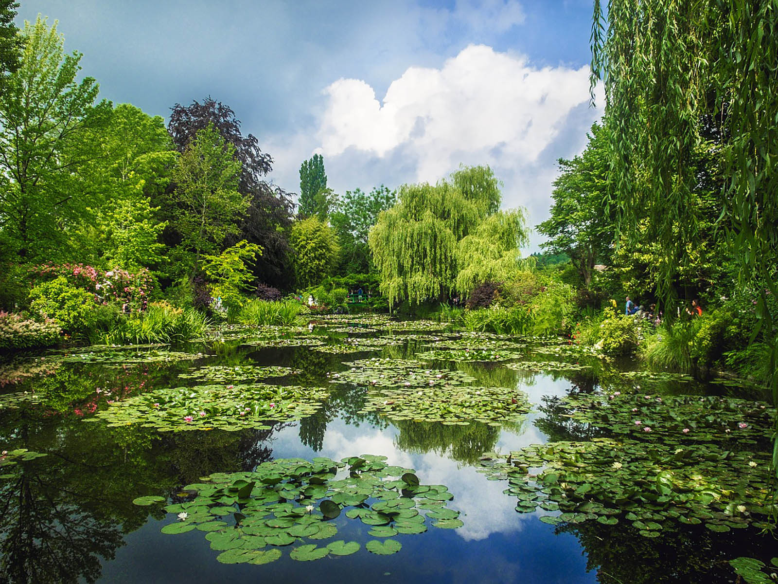 Giverny private tour parismatic tour