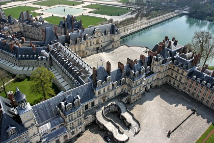 Fontainebleau Guided Tour